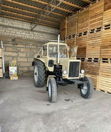 Продам Трактор мтз 80 1985