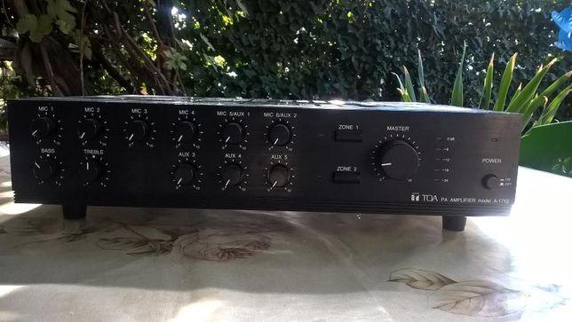 Amplificator Mixer TOA Model A1712, 120 W RMS