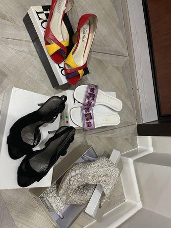 Женская обувь все за 3500