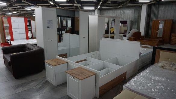 Спален комплект LANDSCAPE Мебели РУМ Кремиковци