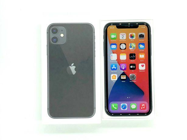 Рассрочка 0% IPhone 11 128gb Black