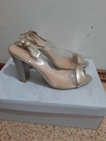 Туфли басаножка ааа