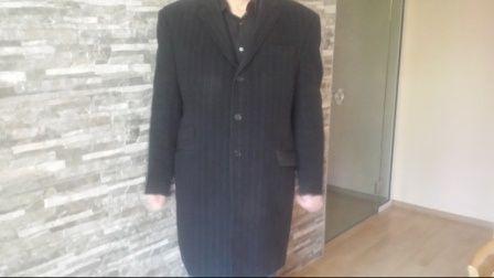 Next мъжко вълнено палто XL