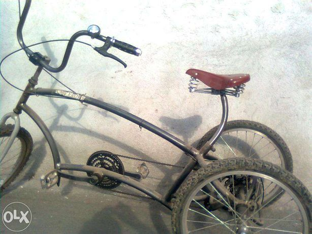 Tricicleta Custom _ Cadru Tricicleta - Custom