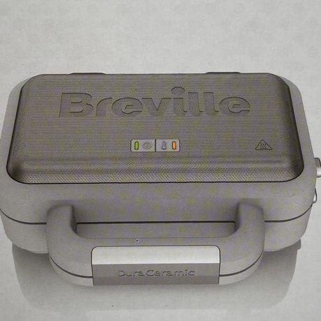 Aparat vafe Breville VST072X-01, 850W, Inox alb, sigilat