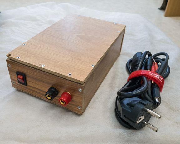 24V захранване 120W (5A) - DIY за поялник TS100 или друго