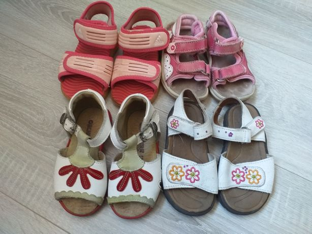 Lot sandale joaca, mar. 21 - piele, adidas