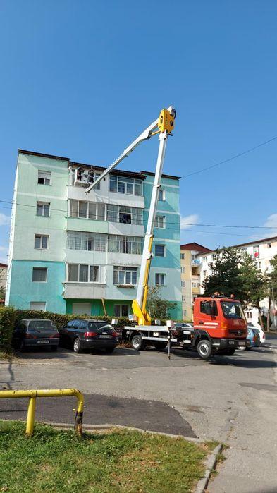 Inchiriez Nacela PRB , Autotelescop - 27m,20m 12m Sibiu - imagine 1