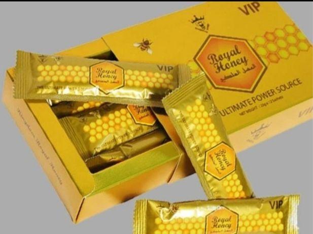 Royal honey  miere potenta stimulant sexual