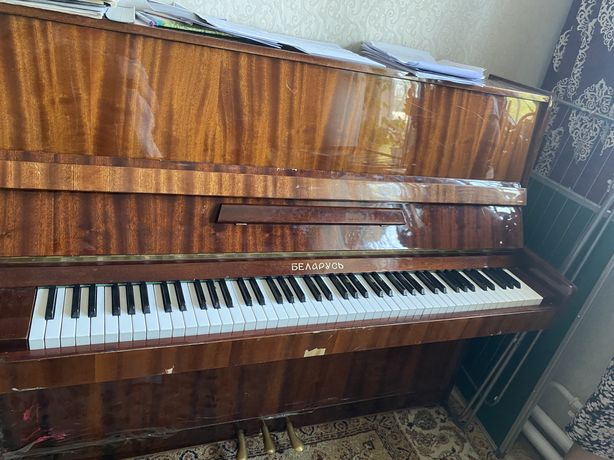 Фортепиано, беларусь