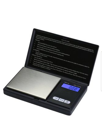 Cantar electronic pentru bijuterii 100g, precizie 0,01g, afisaj LCD