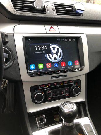 Navigatie Android passat b6 b7 CC golf 5, 6 Octavia leon