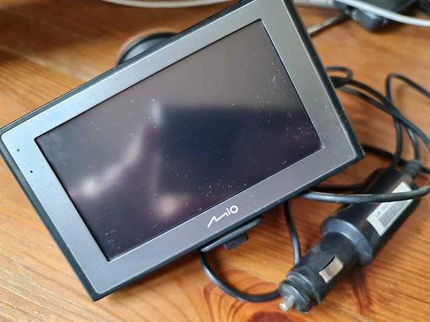 Sistem de navigatie GPS Mio Moov 500 + Harti