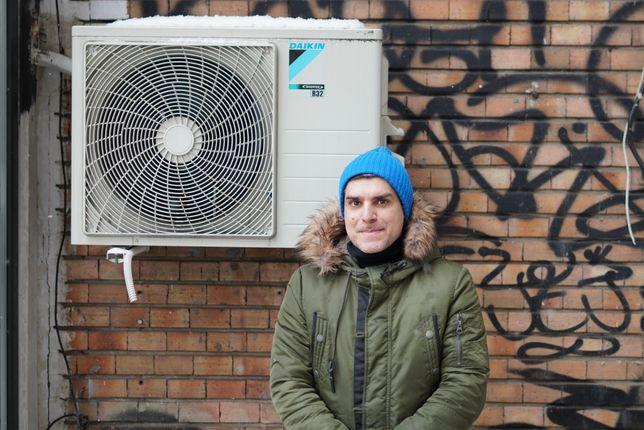 Reparatii aer conditionat incarcare freon igienizare curatare revizie