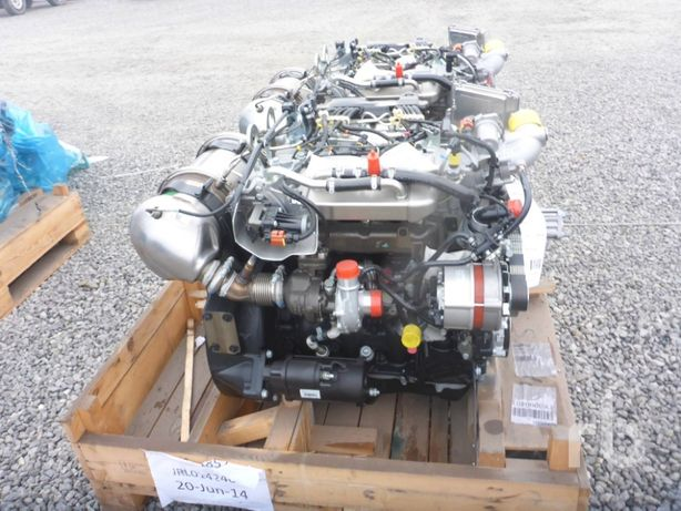 Motor perkins 854E-E34TA