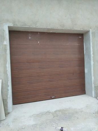 Ворота для гаража, СТО, автомоек