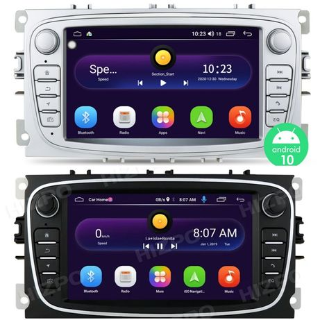 Navigatie Ford Focus 2,Mondeo,S-Max,C-Max,Galaxy,Transit,Tourneo.