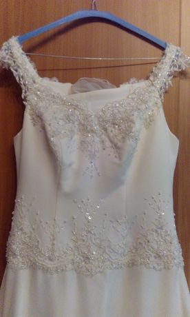 Булченска рокля на ROMANTIKA FASHION