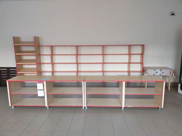De vânzare mobilier de magazin