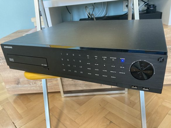 Samsung SRD-1680D, 1TB Цифров видеорекордер 16-канален HD DVR