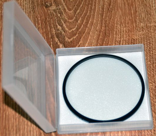 Schneider B+W Optics 77mm UV