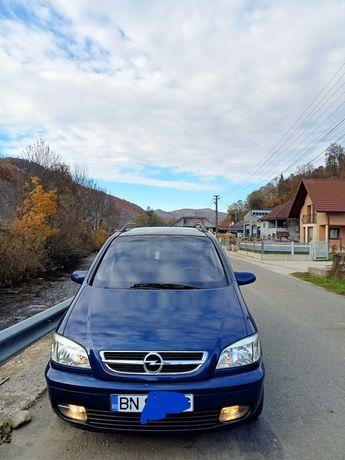 Opel Zafira vând sau schimb