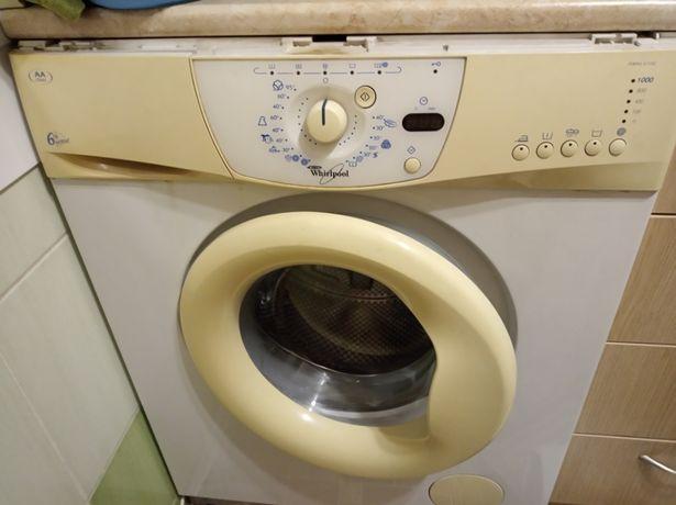 Продам запчасти от стиральной машины Whirpool AWM6102.