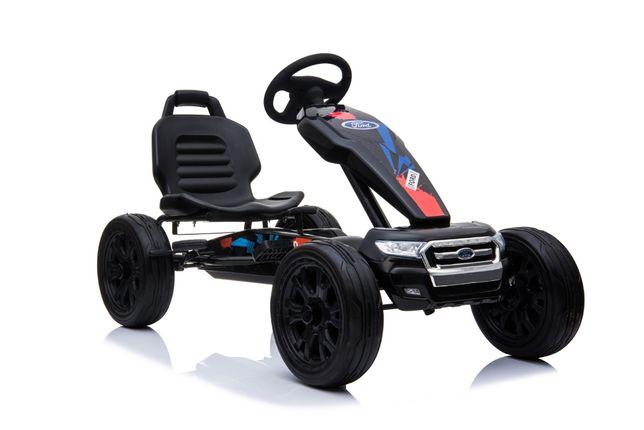 Kart cu pedal Ford, Nou cu garantie #Negru