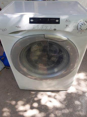 Продам узкую стиральную машину Канди 7кг, состояние отличное