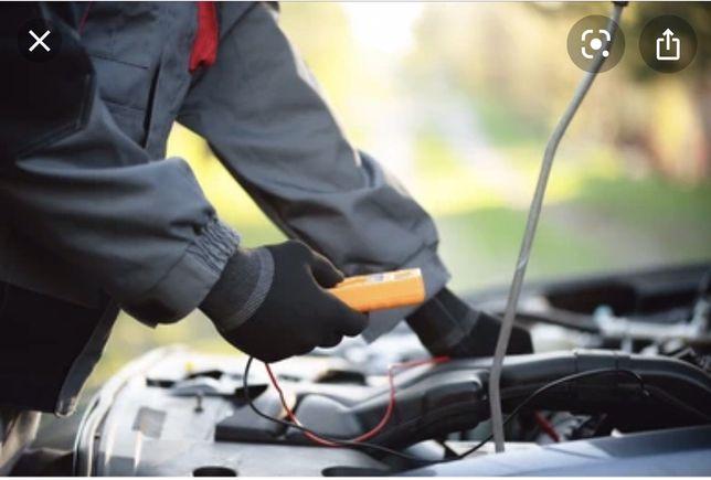 DIAGNOZA 50 ron mecanic electrician la domiciliu