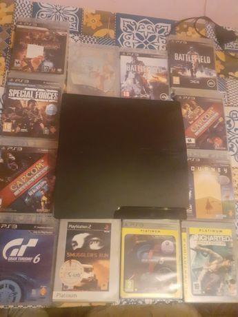 Vând PS3 în stare foarte bună de funcționare