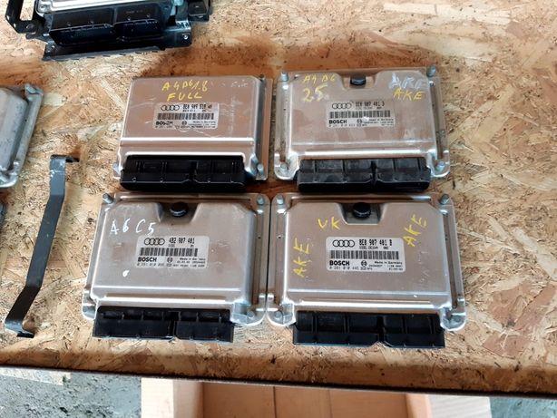 Calculator motor/ Ecu Audi A4 B6, b7 A6 C5 Vw Passat b6