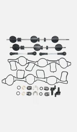 Kit reparatie galerie admisie clapete tije VAG V6 VW AUDI 2.7/3.0 TDI