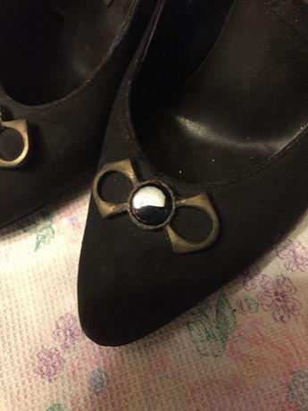 Дамски официални обувки- номер 35