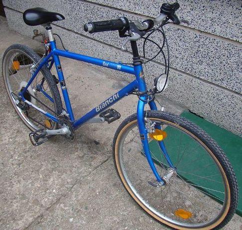 Велосипед Bianchi Carbon steel 26 цола градски байк