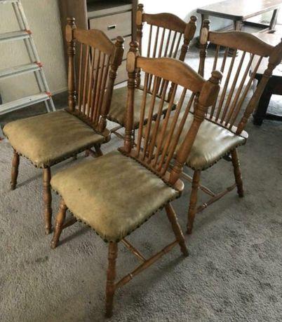 Антични столове внос от Холандия