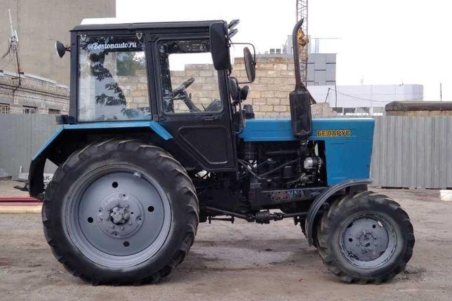 Трактор мтз 82.1 с дозатором