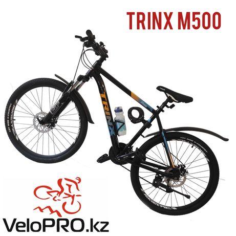 """Велосипед горный Trinx m500. Рама-19,21"""" колеса 26"""". Рассрочка."""