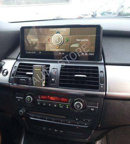 Навигация мултимедия E70 E71 E60 E90 X5 X3 android 10