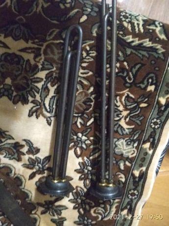 ТЭН электрически резьбовой (котлы и масляные радиаторы )