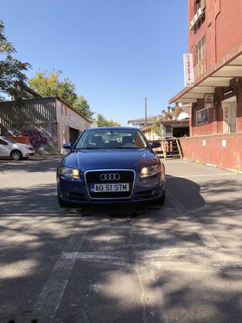 Audi A4 B7 2.0 TDI  140CP