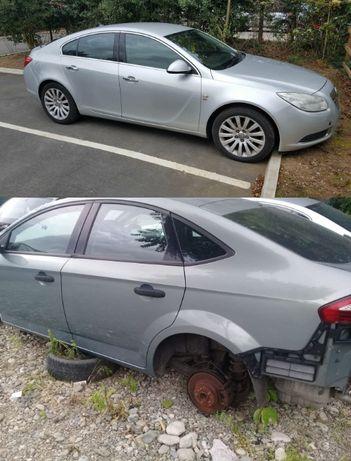 Dezmembrez/Dezmembrari  Opel Insignia- Ford Mondeo MK4