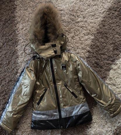 Куртка детская 110-116