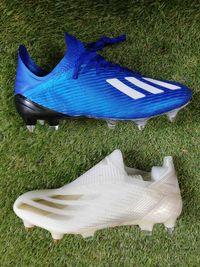 Ghete Fotbal Profesionale Adidas SG, X Ghosted / X 19.1