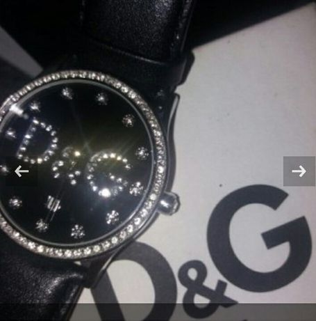Страхотен дамски часовник на марката D&G