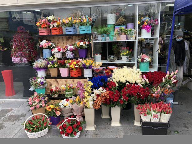 Магазин цветов и шаров