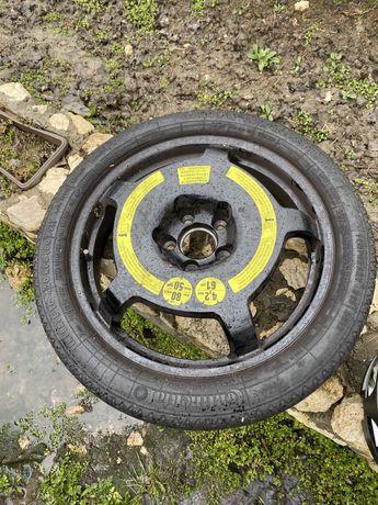 Резервна гума тип патерица за Мерцедес ЦЛС W218 CLS Mercedes