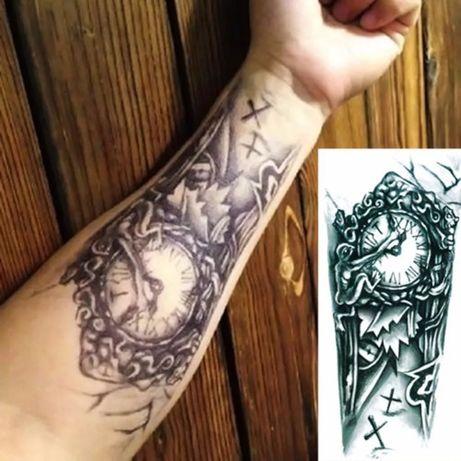 Tatuaje temporare, aplicare rapida cu apa (tatuaje de 3-4 zile)
