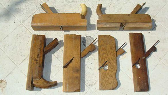 Рендета-стари дърводелски