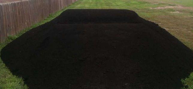 Pamant curat - negru - pentru gradina